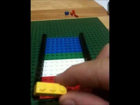 Lego ipod touch case