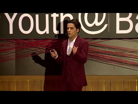 Defiled children rights | Ali Saad | TEDxYouth@Baghdad
