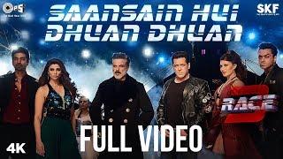 Saansain Hui Dhuan Dhuan Official Full Song Video - Race 3 | Salman Khan, Jacqueline, Anil, Bobby