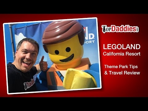 7 Tips For Visiting Legoland California | Travel Review