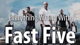 Everything Wrong With Fast Five In 18 Minutes Or Less