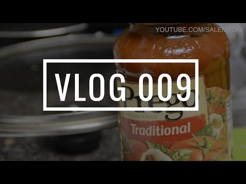 VLOG #9 | How To Make Spaghetti & Ground Beef