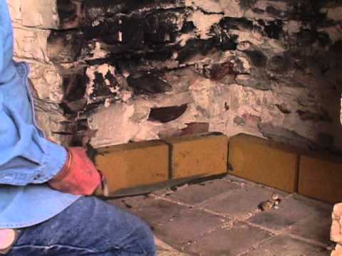 Brick Fire Box Repair