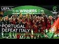 U19 EURO Highlights Portugal Win Epic Final