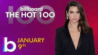Billboard Hot 100 Top Singles This Week (January 9th, 2021)