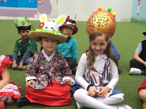 Easter Bonnet Competition - 26 March 2015