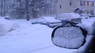 Willimantic snow