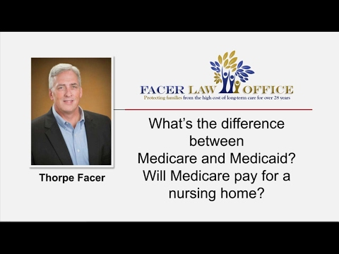 Medicare and Medicaid | Urbana Illinois | Facer Law Office 217 337 1111