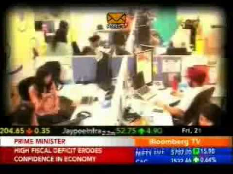 Interview of Rajan Anandan, MD, Google India on Bloomberg Part 1