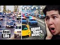 Gta 5 Vs Vida Real  Grand Theft Auto V En La Vida Real
