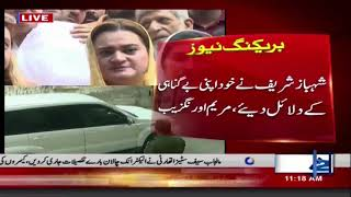 Maryam Aurangzeb blasts arrest of Shehbaz Shairf | City 42