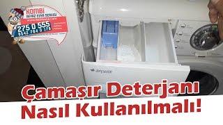 Download Çamaşır Deterjanı Nasıl Kullanılmalı? Video