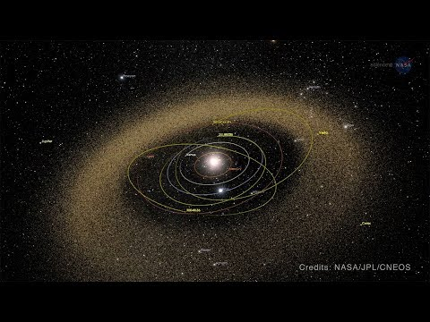 ScienceCasts: The Hunt for Asteroids