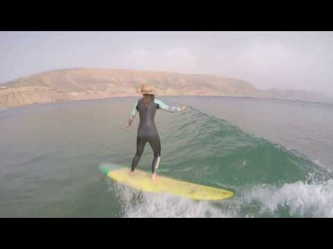 How to learn riding longboard with Youssef