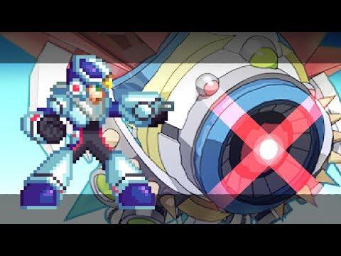 Rockman Crossover Reborn 01 (Game)