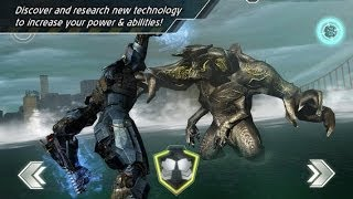 Pacific Rim GamePlay Trailer (HD)