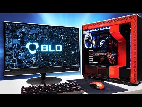 Should You Buy Pre-Built PC's? - NZXT BLD