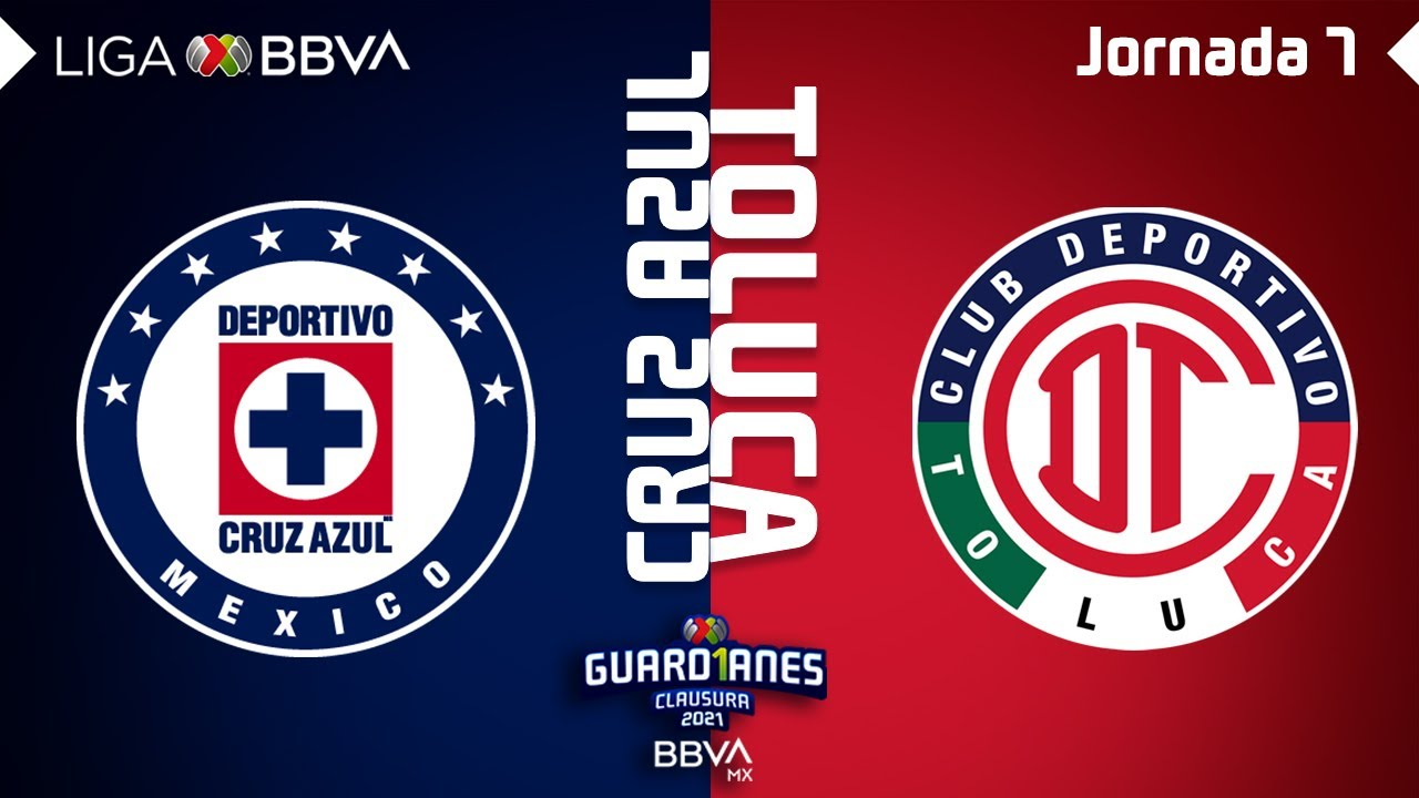 Resumen y Goles | Cruz Azul vs Toluca | Liga BBVA MX - Guard1anes 2021 - Jornada 7