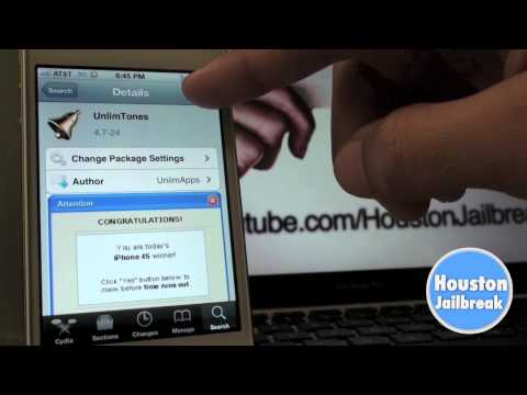 Download free ringtones on iPhone without iTunes [ HOW-TO ]