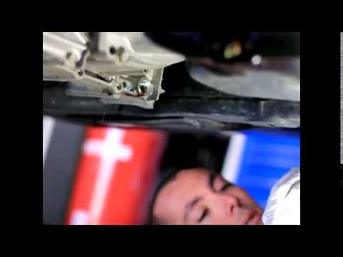 2003-2007 Honda Accord Transmission drain and refill