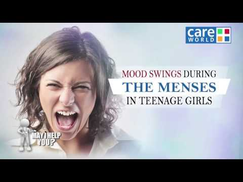 Solution for Mood swings During Menstruation - Dr. Veena Shinde