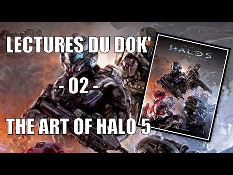 [CRITIQUE ARTBOOK - FR] The Art of Halo 5 Guardians