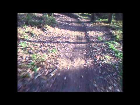 Private MX track NWIN Motocross Dirt Bike Crash Big Jumps Helmet Camera Gopro