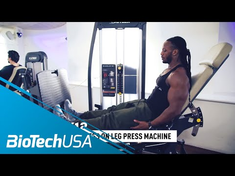 Claves Workout - Daily Routine with Ulisses - BioTechUSA