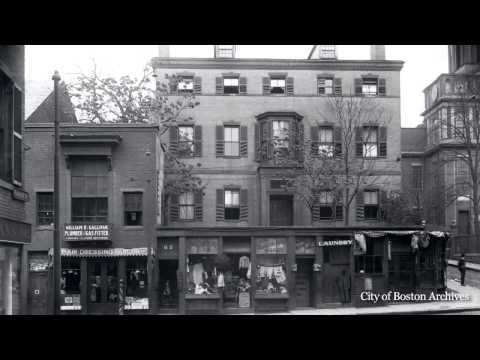 Boston History in a Minute: Harrison Gray Otis House