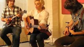 The Band Perry visits 93.7 JRfm Vancouver