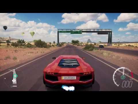 Forza Horizon 3 - Lamborghini Aventador TOP SPEED 432 KM/H