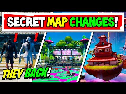 Fortnite Season 10 Week 3 Fortnite Season 7 Secret Map Changes Henchmen And Lucky Landing Return Week 3 V17 10