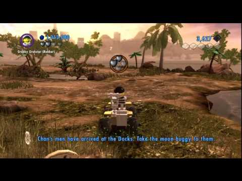 Lego City UnderCover Walkthrough Chapter 7 Part 3