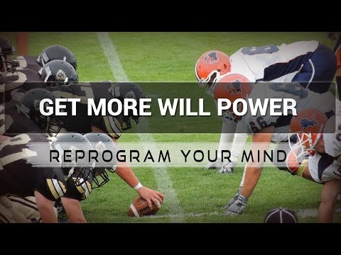 Strong Will Power affirmations mp3 music audio - Law of attraction - Hypnosis - Subliminal