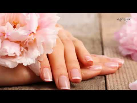 how do you get beautiful nails |  refer 12 secrets of her she owns beautiful nails