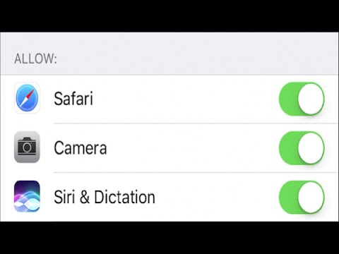 What to Do if Safari, Camera, FaceTime, or the App Store Are Missing from Your Home Screen