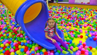 Indoor Playground for Kids With Family Fun Play Time