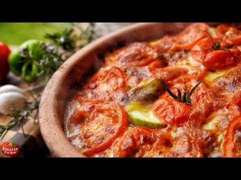 Best Veal Lasagna Cooked in Clay! - Special Techniques of Cooking 4K
