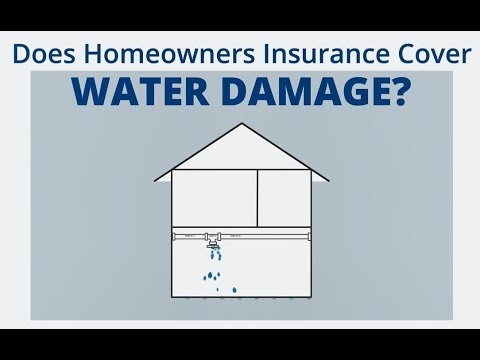Does Homeowners Insurance Cover Water Damage? | Allstate Insurance