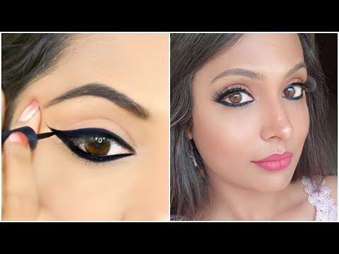 1 Weird TRICK to make your EYES look BIGGER - Valentines Day Makeup Tutorial | Shruti Arjun Anand