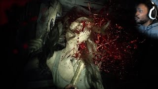 WHEN YA GIRL CALL ANOTHER MAN DADDY | Resident Evil 7 (Part 1)