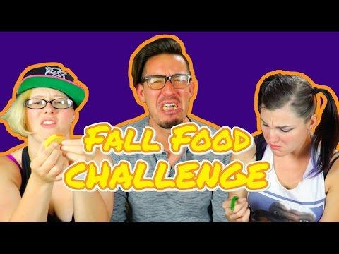 Fall Food Challenge