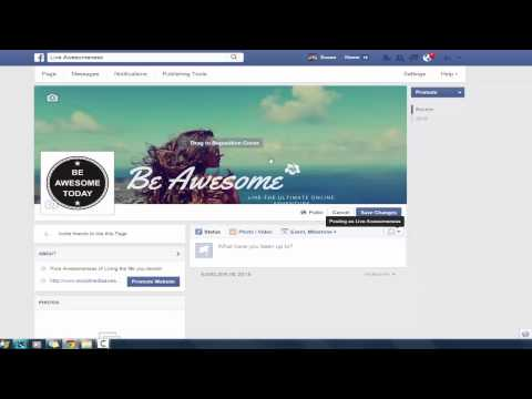 How to Create a Facebook Fanpage for Your Business