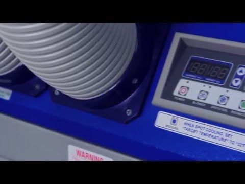 Rackmount Solutions: Sizing Portable Air Conditioning Unit