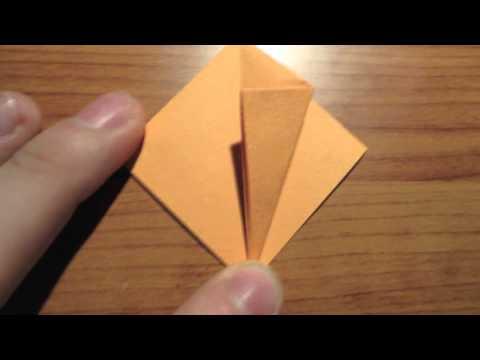 Origami scorpion easy