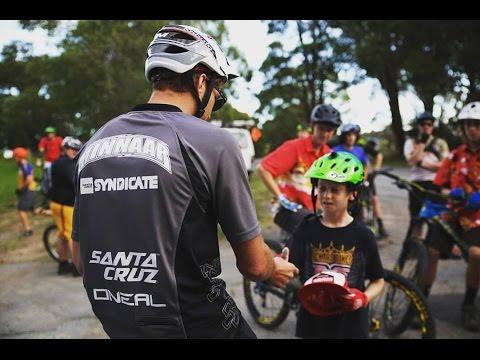 Santa Cruz Syndicate East Coast Australia Ride Tour - Glenrock Newcastle