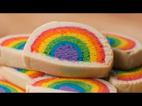 6 Vibrant Rainbow Projects