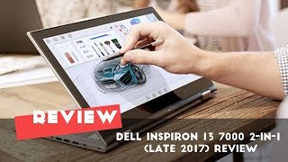 Dell Inspiron 13 7000 2-in-1 ( late-2017 ) review
