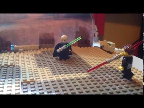 Lego Stop Motion -