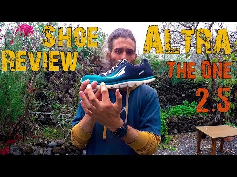 ALTRA THE ONE 2.5 | Running Shoe Review